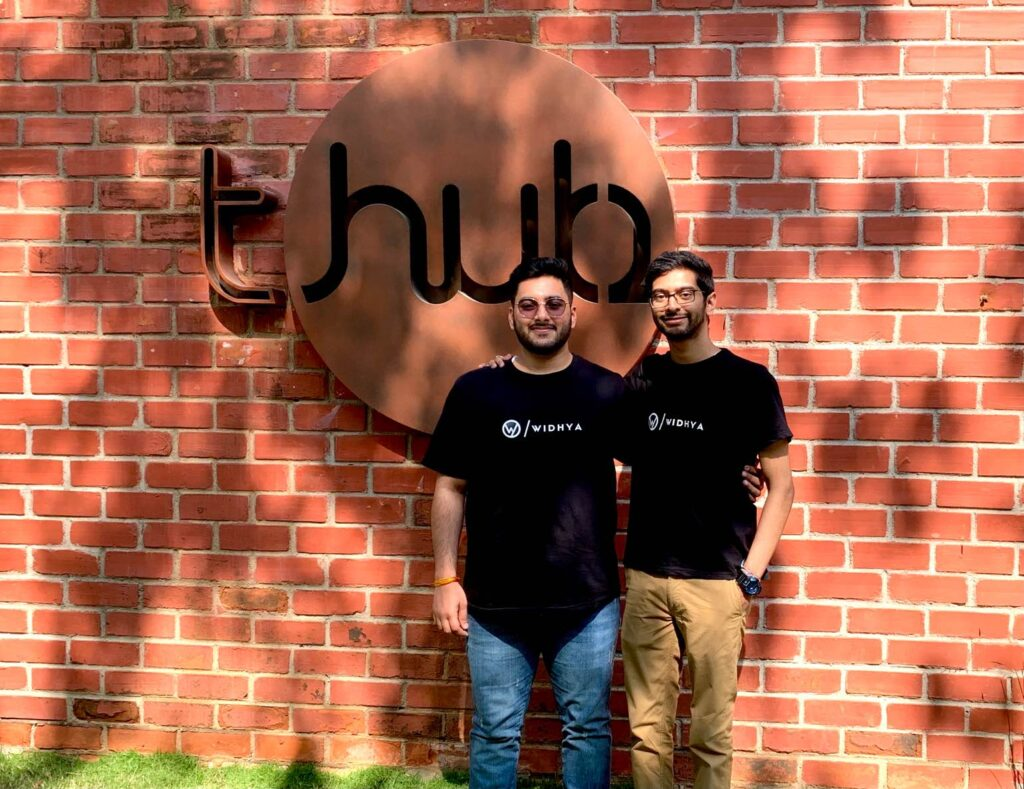 Widhya-Co-Founders